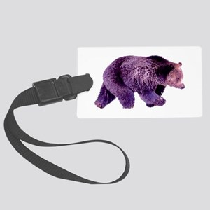 Bear Large Luggage Tag